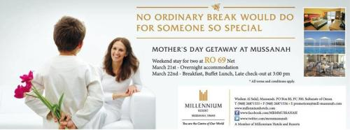 mothers day at mussanah