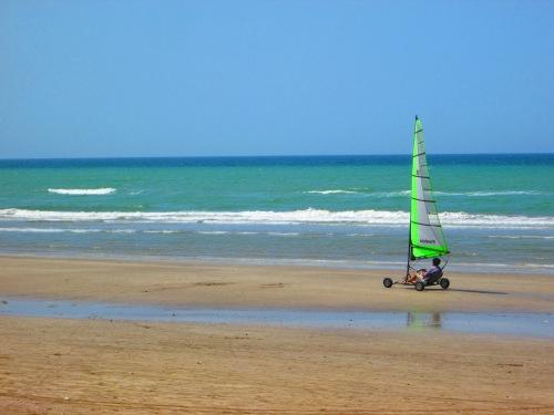 sailing along qurum