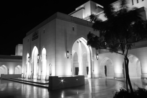 ROHM black and white