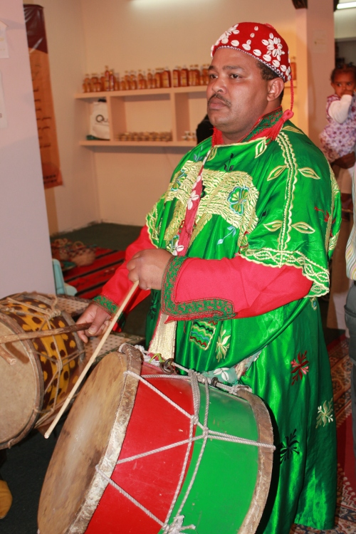 moroccan performer