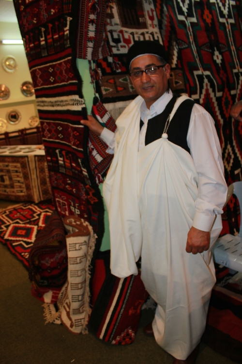 Libyan gentleman