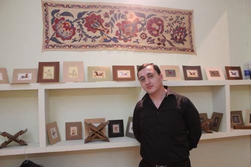 uzbek artist