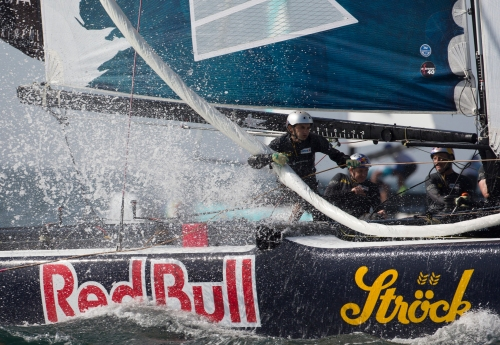 Red Bull Extreme Sailing Team - Action