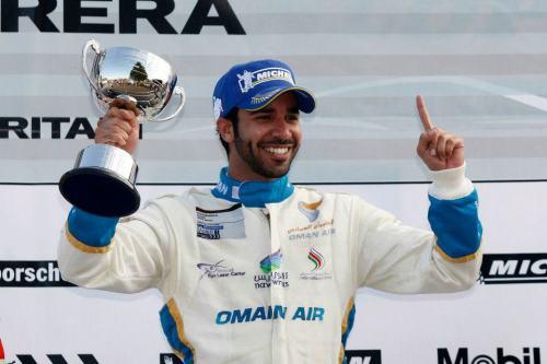 Ahmed Al Harthy