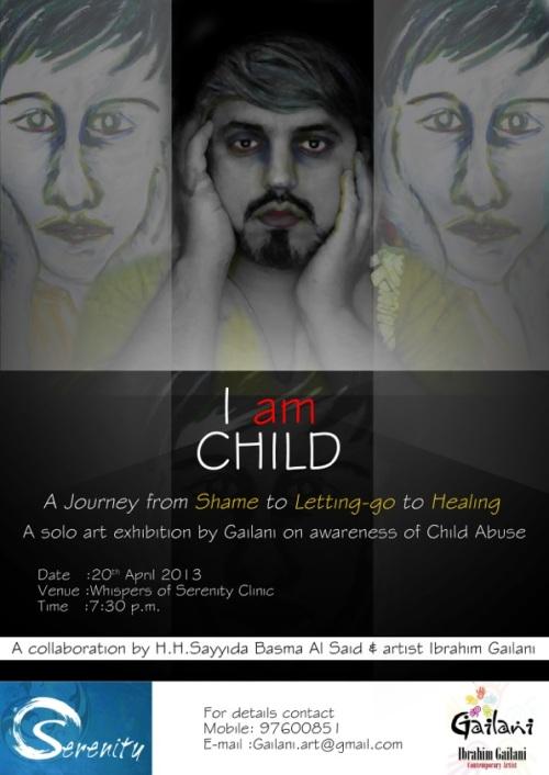 I am CHILD Poster