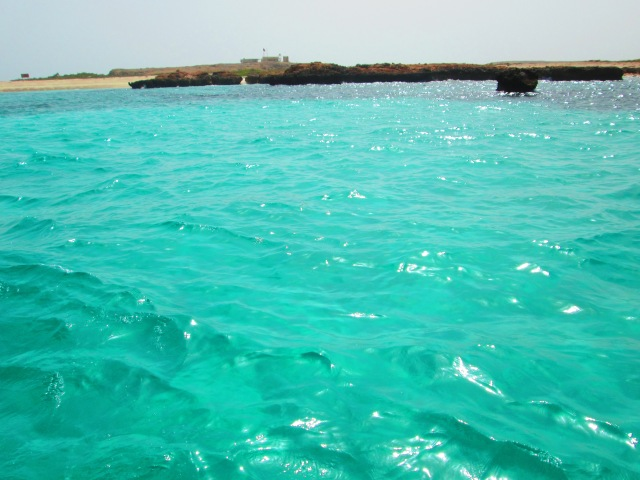 clear water of damaniyats