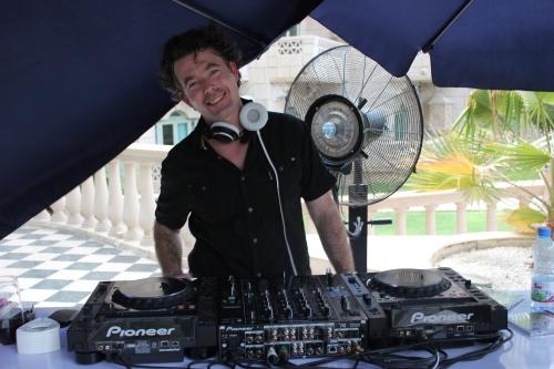Carl the DJ