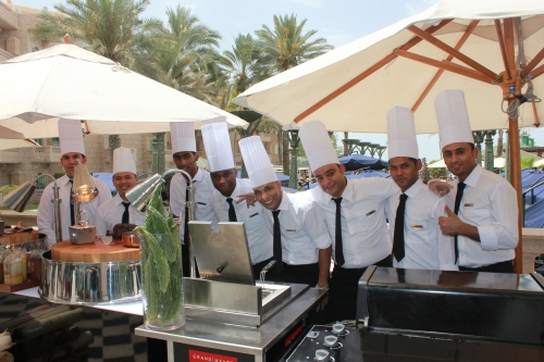 chefs of the hyatt