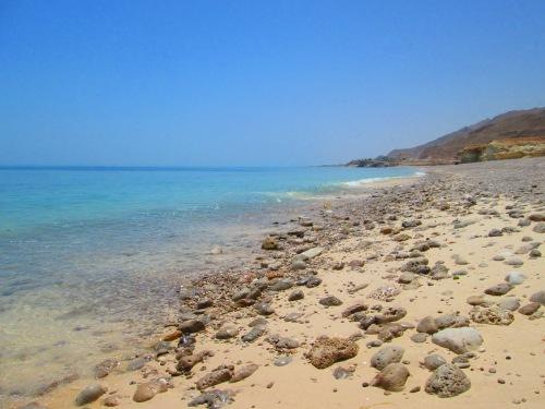 a long beautiful beach