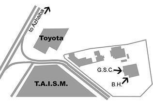 location of ghala church