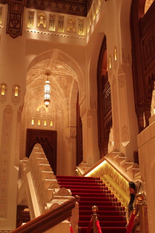 inside main lobby of ROHM