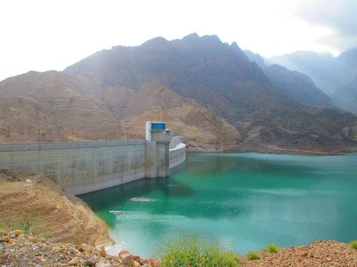 Wadi Daqa Dam