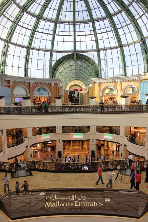 beautiful Mall of Emirates