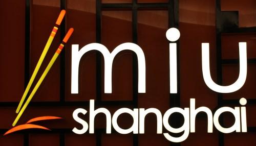 miu shanghai sign