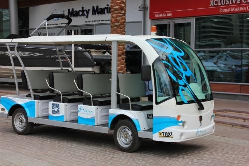 Dubai Marina Mall Taxi