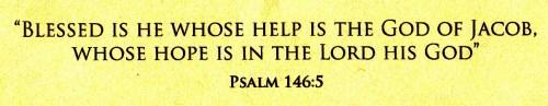 Psalm 146:5