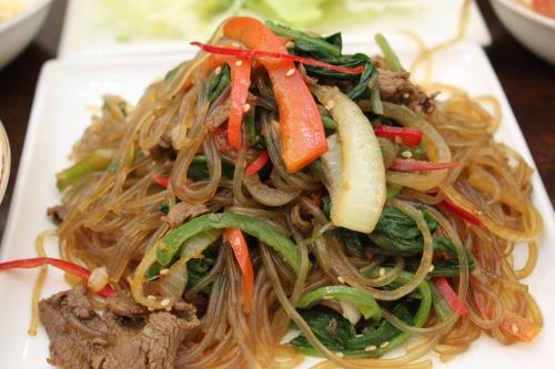 japchay noodles