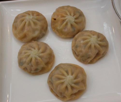 steamed dumplings 1