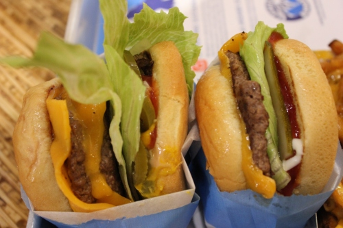 Elevation Burgers