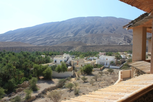 tourist center at bini khaled