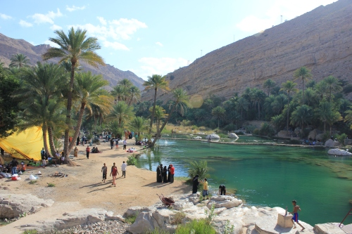 a wadi like no other