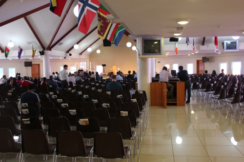 inside church 1
