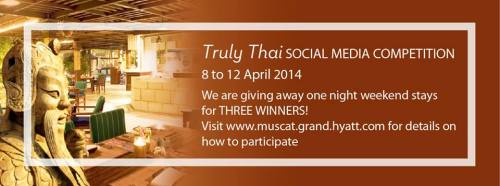 truly thai social media competition