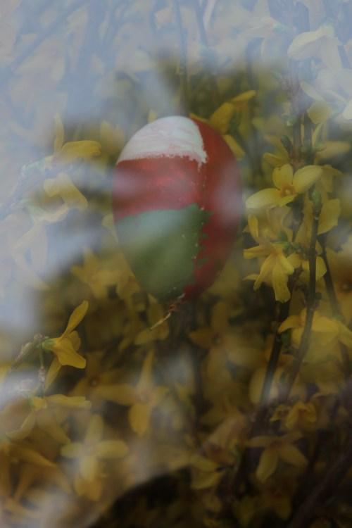 Omani Easter egg