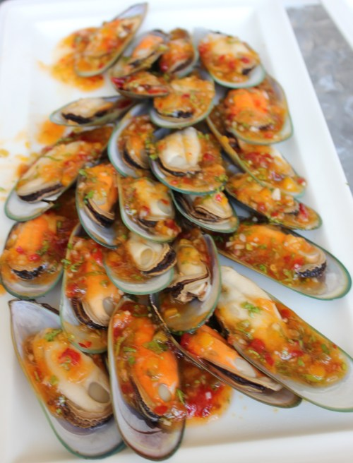 more seafood