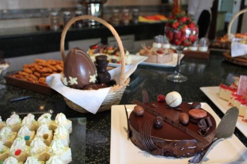 chocolate goodies