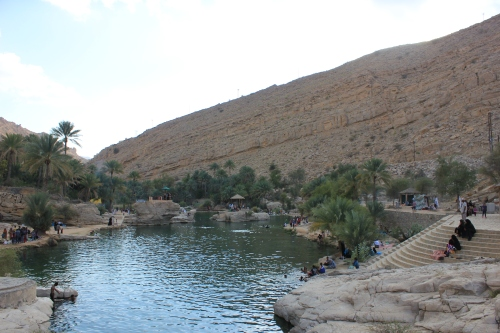 beauty of oman