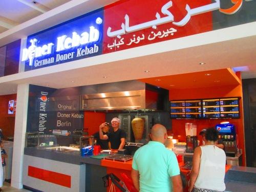 donar kebab in MCC