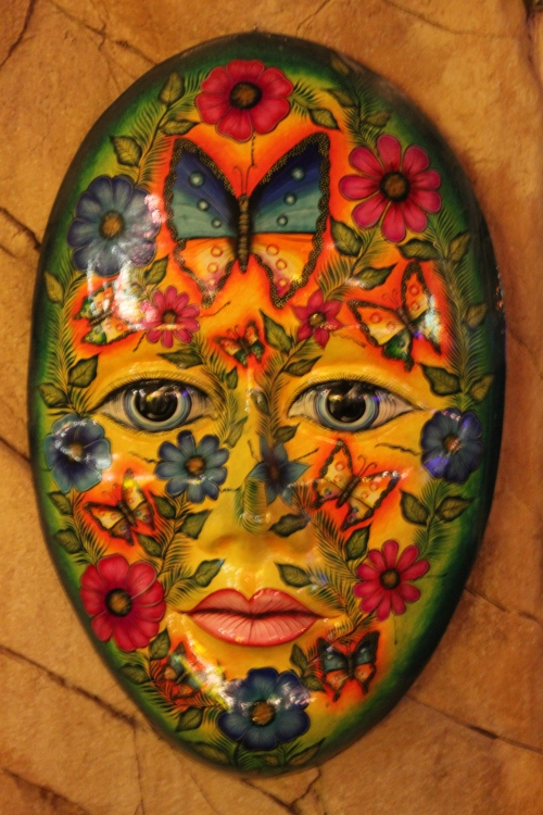 artistic mask