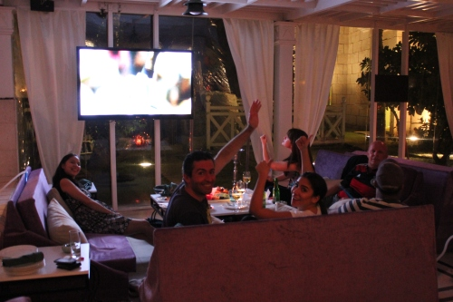 USA Germany match Marjan