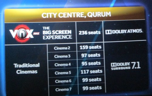 QCC theatres